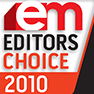 Aether Wins the EM Editor's Choice!